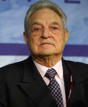 Georg Soros, dünyanın bir çok ülkesinde renkli devrimleri finanse eden Açık Toplum Enstitüsünün kurucusudur.