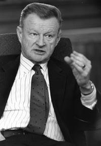 Zbigniew Brzezinski DePauw 1